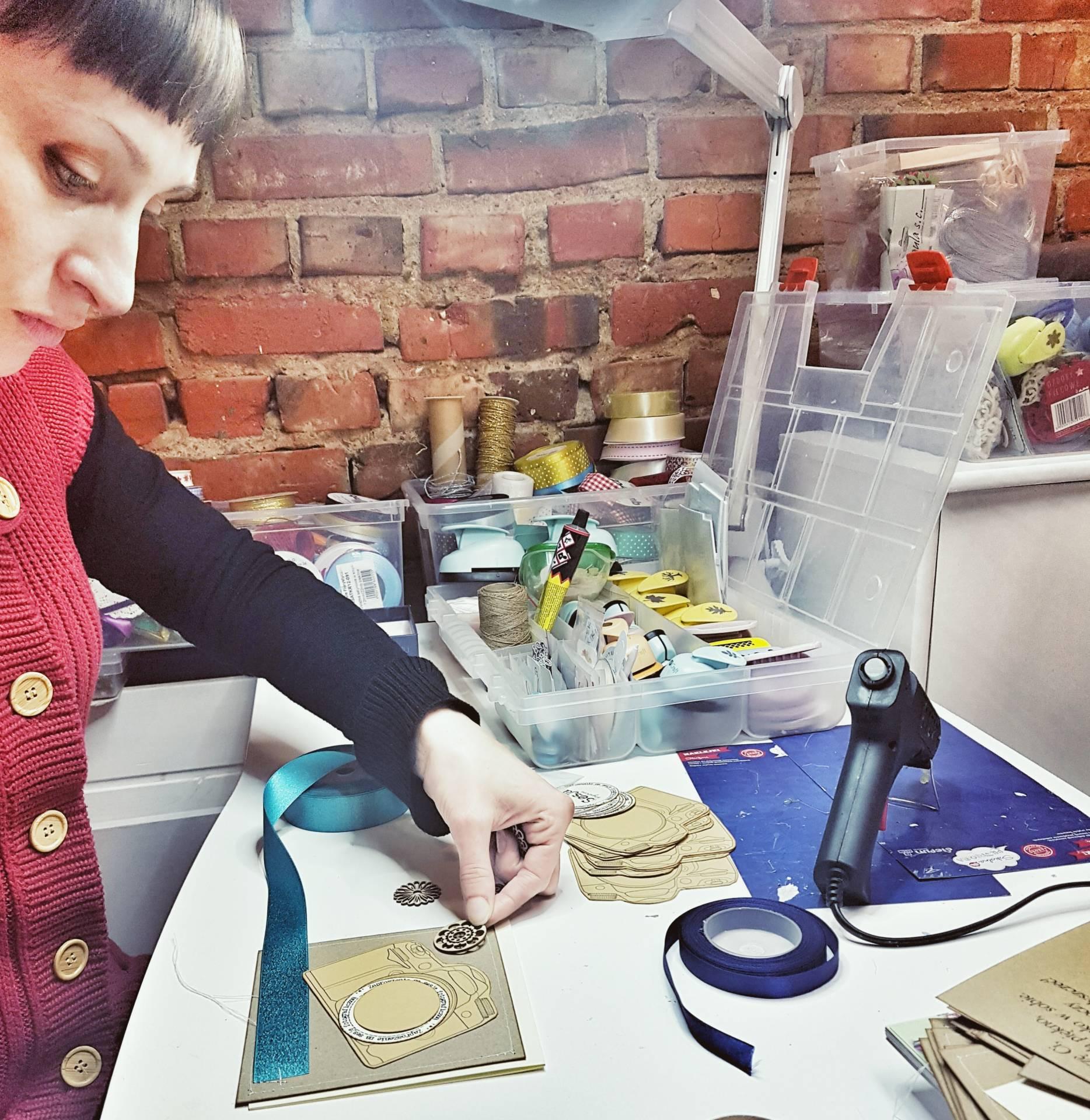 Akuku! Pracownia Rękodzieła Katarzyna Janiak Scrapbooking