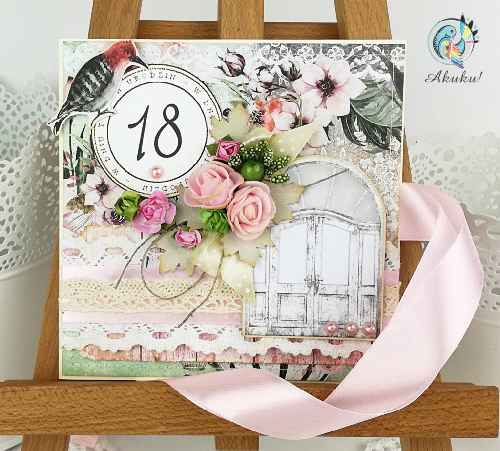 18 urodziny | Cards handmade, 18th birthday cards