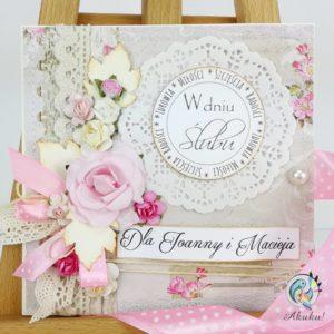 Kartka ślubna