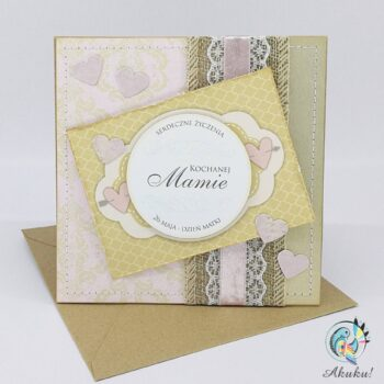 Kartka na Dzień Matki